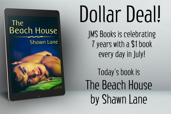 The Beach House by Shawn Lane is $1 today only!