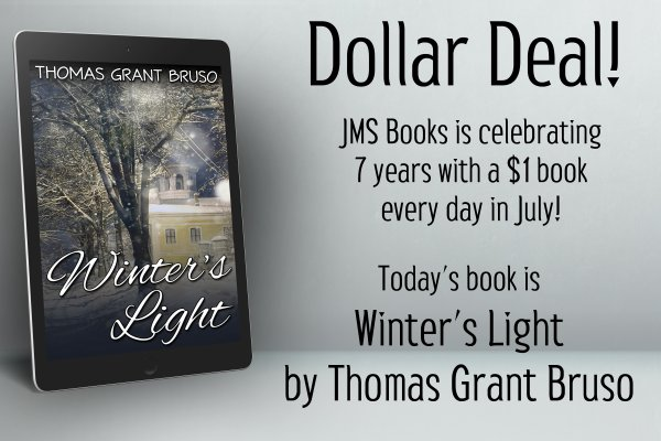 Winter's Light by Thomas Grant Bruso is $1 today only!