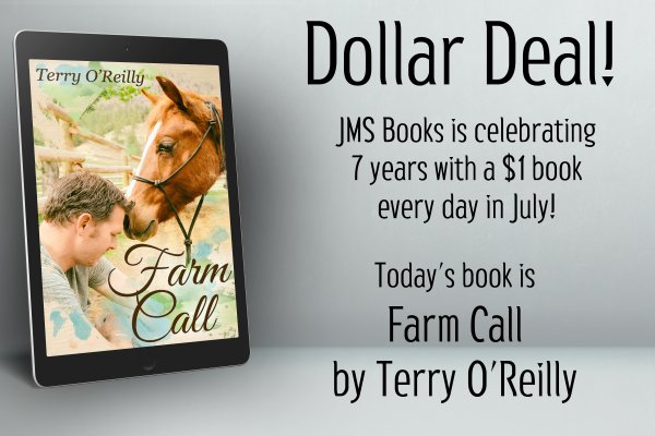 Farm Call by Terry O'Reilly is $1 today only!
