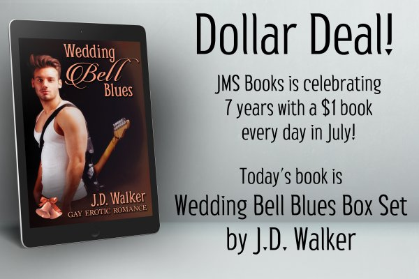Wedding Bell Blues Box Set by J.D. Walker is $1 today only!