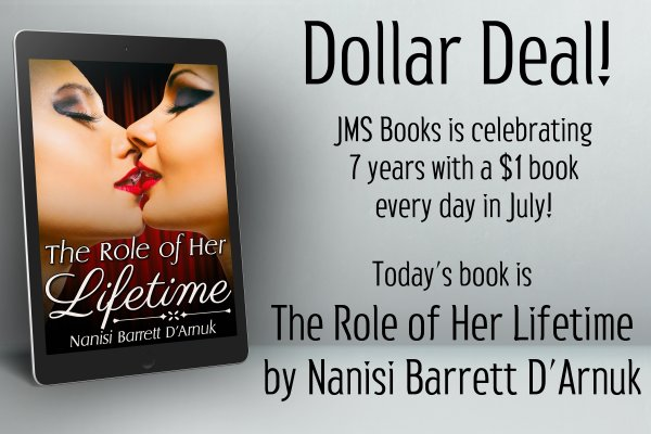 The Role of Her Lifetime by Nanisi Barrett D'Arnuk is $1 today only!
