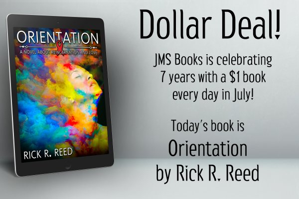 Orientation by Rick R. Reed is $1 today only!