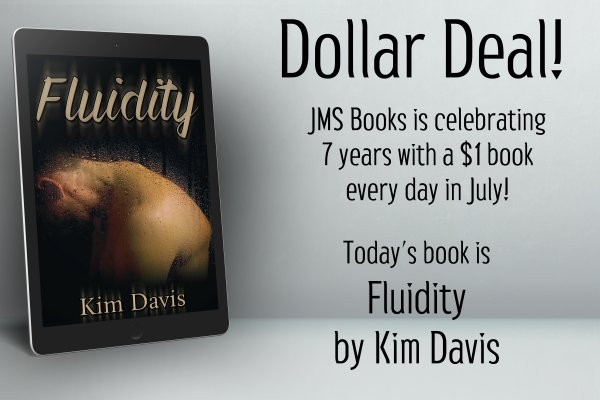Fluidity by Kim Davis is $1 today only!