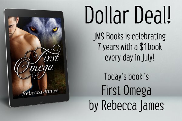 First Omega by Rebecca James is $1 today only!