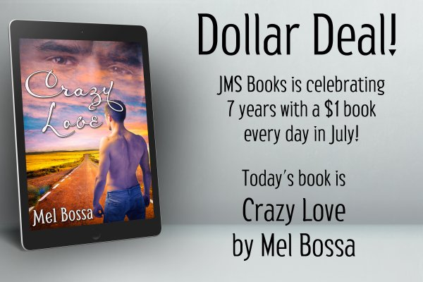 Crazy Love by Mel Bossa is $1 today only!