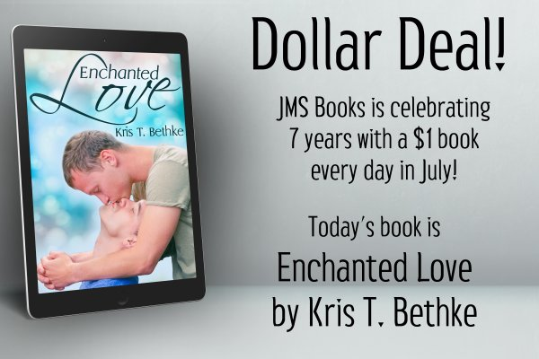 Enchanted Love by Kris T. Bethke is $1 today only!