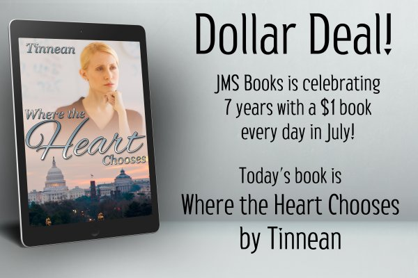 Where the Heart Chooses by Tinnean is $1 today only!