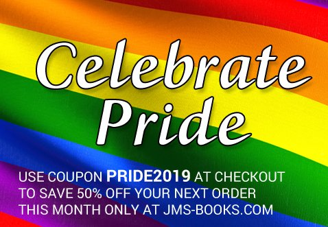 Use coupon code PRIDE2019 to save 50% at checkout on our site